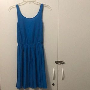 Cute blue dress from Forever 21